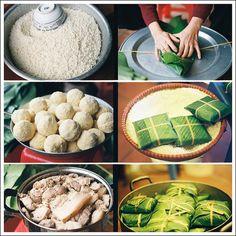 """Chưng"" cake- traditional food <3"