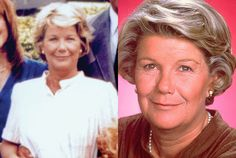 Barbara Bel Geddes. She was the best, could keep em all in line!