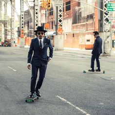 Skate like a true gent. Be inspired by @denny623 || MNSWR style inspiration…