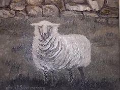 Anita Schermerhorn: Sanford's Sheep