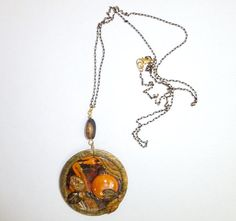 Autumn burst by WildthingsBling on Etsy