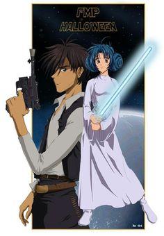 Anime Star Wars