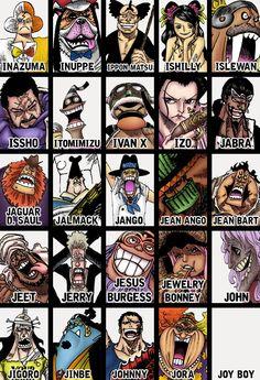 Personajes one piece 9 Anime One Piece, Zoro One Piece, One Piece 1, One Piece Comic, One Piece Outfit, Jean Bart, One Piece English Sub, Pokemon One, The Pirates