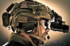 This Ops-Core helmet is one version of what the newest generation of military helmets are looking like. USSOC just bought 5 million dollars worth of Ops-Core ballistic helmets for Special Operations troops.