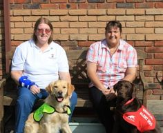 This year the Olympic torch will be accompanied along part of its journey by two amazing service dogs and their owners. Click to read the story.