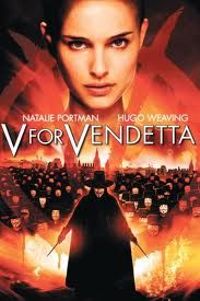 Pop culture connection: movie, V For Vendetta