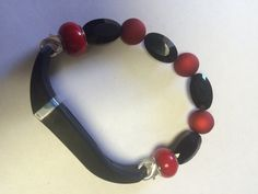 This listing is for both the bracelet and an altered Fitbit Flex band. The bracelet is shipped as pictured. Why did I start making beaded Fitbit