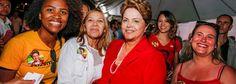 Professores declaram apoio à reeleição de Dilma | Brasil 24/7