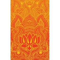 The Orange Lotus Flower Book #hinduweddings