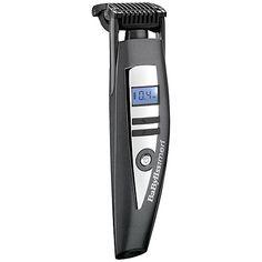 BaByliss For Men 7895U I-Stubble Beard Trimmer | Men's Grooming