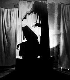 Rozz Williams Sillhouette