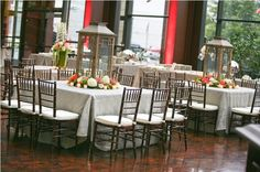 There's no comparison to our chairs... Music City Tents & Events