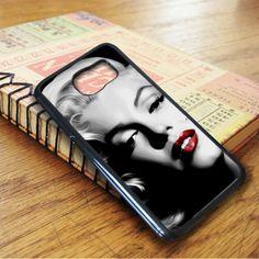 Beautiful Marlyn Monroe Samsung Galaxy S7 Case