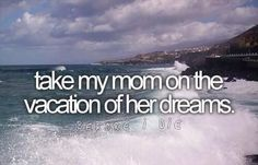 #Bucketlist Goals and Dreams