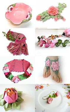 It's So Pretty In Pink by Carol Schmauder on Etsy--Pinned with TreasuryPin.com