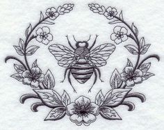 Laurel and Napoleonic Bee. How cute is this @Katie Anderson , I know you talked about getting a Bee for Hu