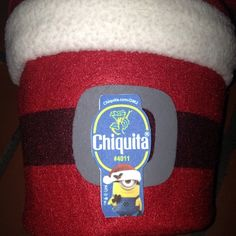 Merry Minion  @Chiquita Brands #stickaminiononit