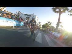 Team Giant-Alpecin #InsideOut - On-board footage of La Vuelta stage 1 - YouTube
