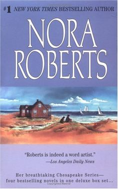 Um, yes.  Romance! <3 I snuggle up to Nora Roberts stuff all the time, but her Chesapeake Bay series are by far the BEST.