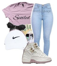 """Spoiled"" by str8-savage ❤ liked on Polyvore"