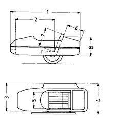 Triumph Carbon Fiber Sprint ST 1050 Heat Shield Guards Set