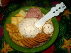Bacon Cheddar Cheese Ball