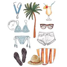 classy and sassy - valeriarienzi: Good objects - Summer page for...