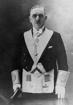 Freemason Dr Isaac Taylor (1936) freemasons freemasonry