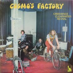 Creedence Clearwater Revival – Cosmo's Factory (Liberty Baskı) LBS 83 – jamminsvinyl.com
