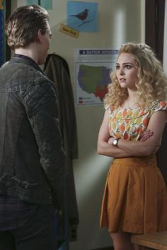 The Carrie Diaries Cool With Me Top