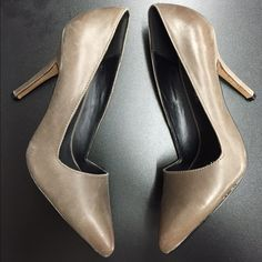 🔴Clearance! ALDO Pointy Toe Heels Brand new! Never worn! Gorgeous grey color that's perfect for the office or going out! I also do PayPal! ALDO Shoes Heels