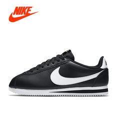 a5d930a819004f Original New Arrival Official Nike Classic Cortez Waterproof Women s  Running Shoes Sports Sneakers  Nike free