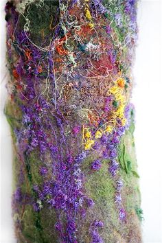 Maria-Theresa Fernandes: textile techniques