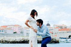 Babymoon in Dubrovnik | Dubrovnik Vacation Photographer