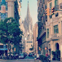 Catedral Barcelona (Spain)