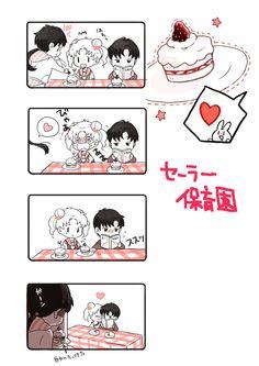 「セーラー漫画」/「amati」の漫画 [pixiv]