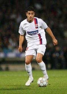 ~ Hatem Ben Arfa on Olympique Lyonnais Lyon ~
