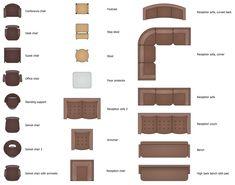 12 Best Floor Plan Furniture Images In 2017 Floor Plans