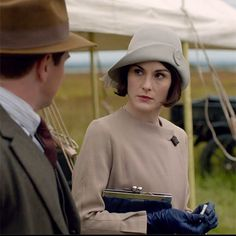Downton Abbey Lady Mary season 6