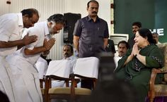 O PANNEERSELVAM SUPPORTERS SAYS JAYALALITHAA WANTED HIM TO BE CHIEF MINISTER OF TAMINLNADU - NEWS OF INDIA