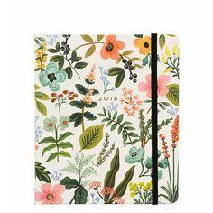 2018 - Herb Garden Covered Planner