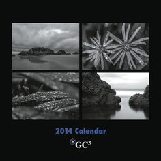 Calendar design by Ellen Custer at 2d-a design collaborative and photos by Eugene Commercial Photography's Rob Sydor for GC3 Specialty Chemicals