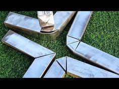 Welded Metal Projects, Welding Art Projects, Metal Crafts, Metal Bending Tools, Metal Working Tools, Metal Welding, Wood Burning Stencils, Metal Bender, Diy Projects Plans