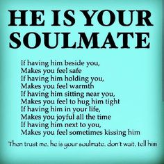 Soul mate quotes, my soulmate quotes, find your soulmate, soul mate Cute Love Quotes, Soulmate Love Quotes, Love Quotes For Him, Me Quotes, Soul Mate Quotes, King Quotes, Find Your Soulmate, Finding Your Soulmate Quotes, You Are My Everything Quotes