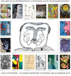 Welcome to a collection of outsider art Stephen Gill, Web Gallery, Outsider Art, Winter, The Outsiders, Presents, Creative, Artist, Inspiration