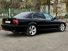 Bmw E38, Bmw 7 Series, Wu Tang, Sedans, Cars, Limo, Autos, Car, Automobile