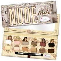 Melhor paleta nude que ja vi, ótima pigmentação e fixação! The Balm melhor marca S2 https://www.h2h.com.br/l/mjwsznkqDt