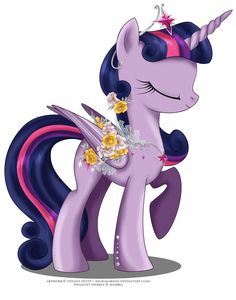 Here is Twi with her flowers :33 I loved to do her, these flowers are amazing on her! Applejack will be the next pony Here flowers are these , Anemone flowers. Re-blog from here, please : La Vie En...