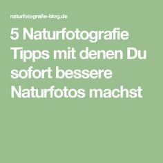 5 Naturfotografie Tipps mit denen Du sofort bessere Naturfotos machst