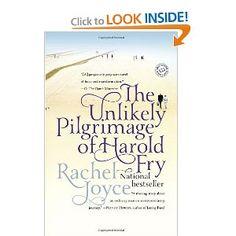 The Unlikely Pilgrimage of Harold Fry: A Novel: Rachel Joyce: 9780812983456: Amazon.com: Books